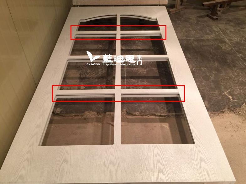 烤漆门跟开孔厚度有