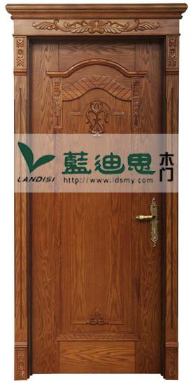 公司新闻-河南实木烤漆门厂家卡关木门色卡