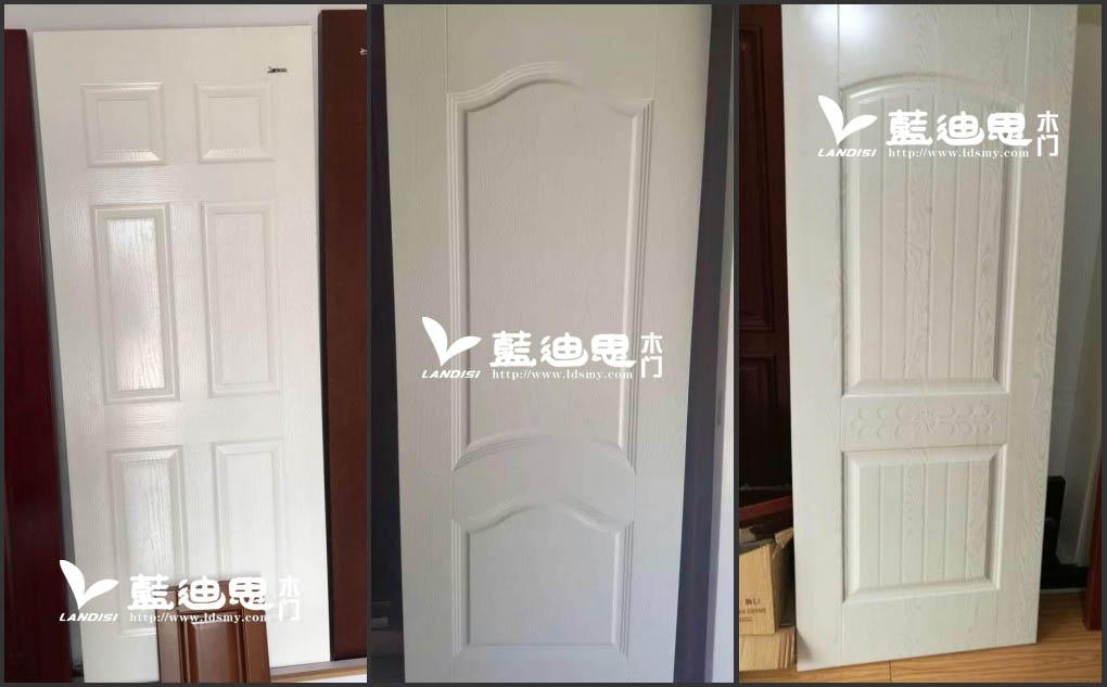 木皮擦金实木烤漆门做的最多