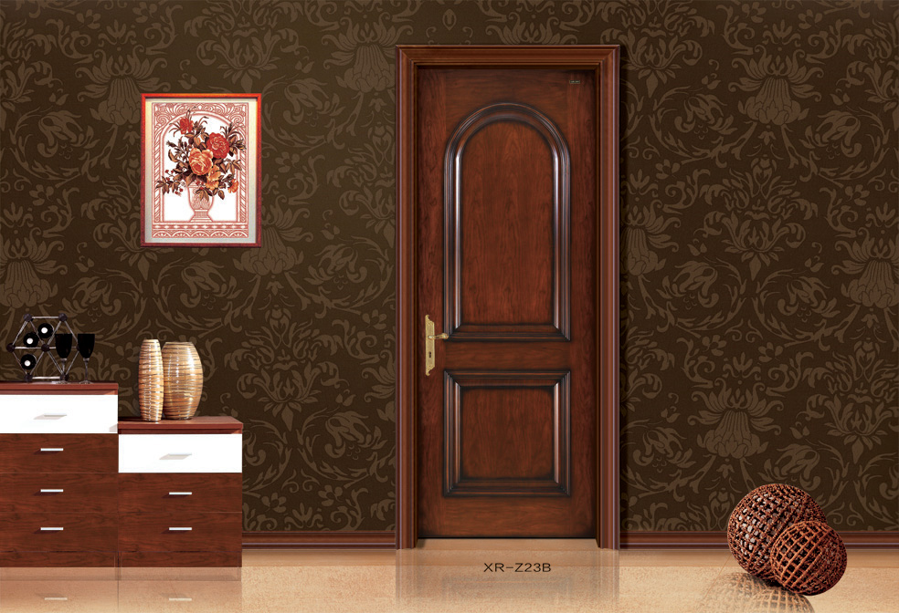 实木复合烤漆门都是实木制作或填充的
