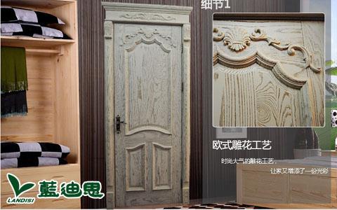 新闻资讯-烤漆工艺门代替实木门市场