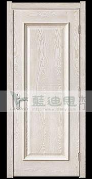 白橡混油复合烤漆门