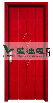 宾馆现代同心串复合工程门,烤漆门款式创意设计,河南门厂倾力打造
