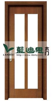 两半玻璃复合烤漆门,厨房门的专业配备,河南门厂供应城镇居民