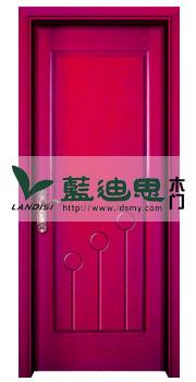 平板玫瑰色复合烤漆门,中低档平板贴纸烤漆门,河南烤漆门华丽色出售