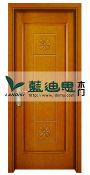 传统中式雕花,河南平板复合烤漆门,特制贴纸门低价直售