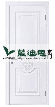 河南白开放烤漆门,白橡木实木门,橡木雕花烤漆门厂家造型制作