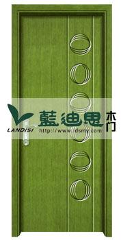 清新绿复合烤漆门,苹果圆大众隔音防潮烤漆门,河南个性烤漆门颜色造型