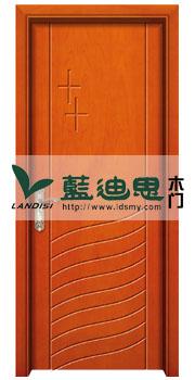 星星点缀设计雕花平板门,复合烤漆门,精品厂家销售