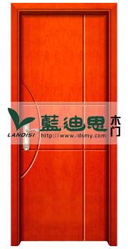 半弦月复合烤漆门/花好月圆中式实木复合烤漆门设计款式,平价平板烤漆门