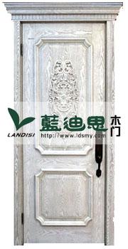 成熟金丝木开放漆雕花烤漆门,河南定制,展放野性美