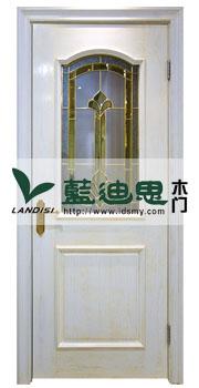 储物间/书房选用白橡实木门,专享高端复合烤漆门,品位非凡瞩目巨献