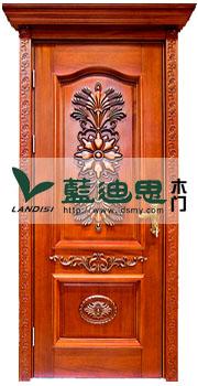 尊享世家,欧式高贵雕花烤漆门设计,河南厂家进口柚木原木制造