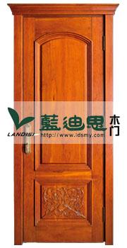 好材限量价,黄桃木实木复合烤漆门,河南工厂专卖热带下单产品