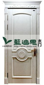 娱乐大型会所KTV白色木皮烤漆门,雕花烤漆实木门花形创新代理批发