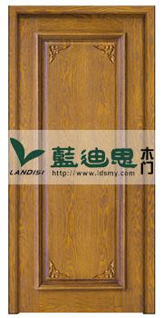 黄土地平板木皮贴面复合烤漆门[河南分厂]制造批发名牌