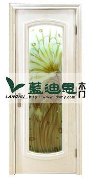 花式田园玻璃实木烤漆门,河南实木烤漆门厂家新鲜打造,各大卖场均由销售批发
