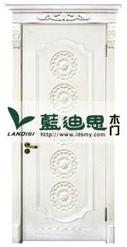 韩式唯美雕花烤漆门,精湛的河南烤漆门实质工艺,量身订制工厂直销价位