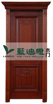 古旧经典仿古实木门,高仿牡丹红实木烤漆门设计,江苏代理新样上架