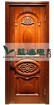 高贵别墅仿古实木门厂家,河南实木工程门大量采购打造上流奢华生活