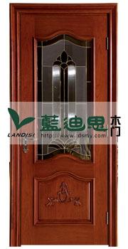 复合烤漆门中空双开孔工艺(河南门厂定制优品)双重装饰防护