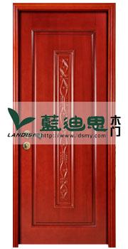 杨桃红木贴纸皮复合烤漆门,主订河南门牌工厂(次序出货)店面正品