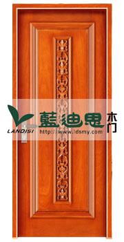 吉祥福樱桃木平板复合烤漆门-点缀华丽木纹(河南主做气质款)
