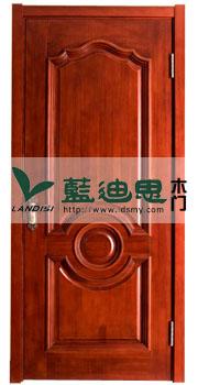 樱桃红水曲柳封闭实木复合烤漆门 河南门厂佼佼品牌(量大价从低订购)