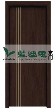 办公平板烤漆门,核桃木色[调稳重质]工厂新色卡