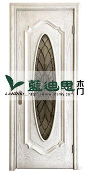 瓷白中空玻璃复合烤漆门<开孔双面>名牌河南工厂生产打造