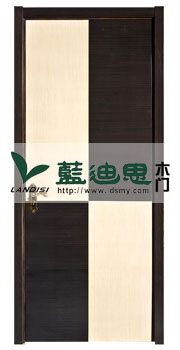 黑白双亮色办公实木复合烤漆门,直厂多售河南轻材环保选择
