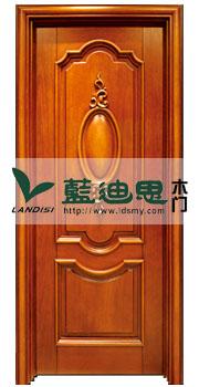 红胡桃扣线烤漆工程门#新类别好价格_河南门厂绝佳制造