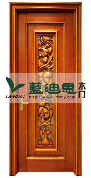金穗收获色雕花烤漆门,河南工厂保障品质[上流品质匠心价值]