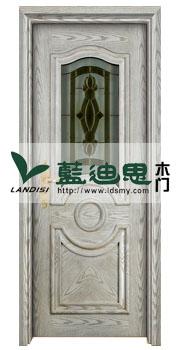 白开放木皮复合烤漆门,洋溢时尚风(河南工厂订造)批发价自营