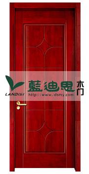 胭脂红平板烤漆门设计&河南家装常用流行色,特冲力荐