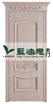 原木色雕花烤漆门绝美装饰—厂家亲自设计搭配,再现舒适气质
