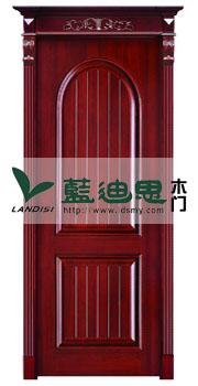 田园诗意风格实木烤漆门/开放木皮红棕中档价位,厂家招商直供货