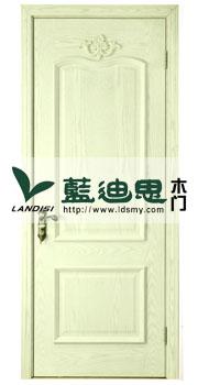 暖白绿混油烤漆门,指定批发供应[精彩色系]多类别制造厂