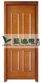 单开标准烤漆门尺寸:樱桃木暖色系、中档价格,槽深适宜[河南工厂直营]