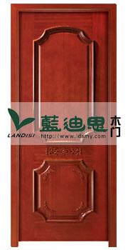 红樱桃扣线雕花烤漆门-专属风格|河南工厂特售亲民青睐款色