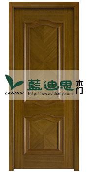 铜绿拼花开放木皮直接扣线烤漆门、创新制造(新锐品牌厂)