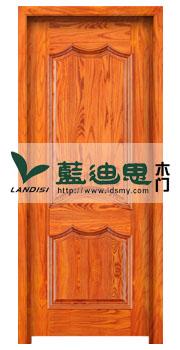 樱桃木亮色对开烤漆门[门第世家]精装工厂亲民价批发