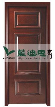 双方框控纯实木门,烤漆工艺,古铜访旧品牌厂家