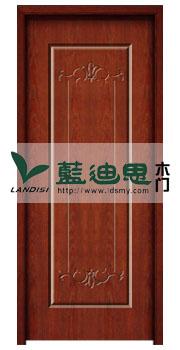 中式黑胡桃平雕花烤漆门<韧性好>价格清贫出厂专营