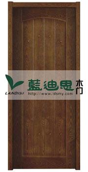 酒庄吧台木质烤漆门(核桃木平板工艺)名工廉价,实惠出厂