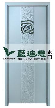 科技灰镂空雕花套装门(耐藏品质)河南工厂捍卫正牌价位