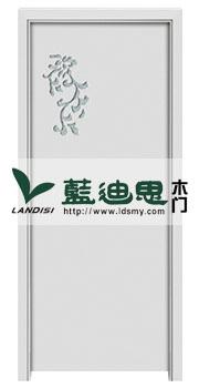 灰白配调烤漆门,评判最佳廉价厂商—浙江户晓品牌