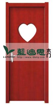 纸皮红杉木复合烤漆门,雕刻平槽适用方便{来样报价定制}