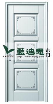 灰白外凸雕花烤漆门,良艺优材[出厂至美]主营流行款
